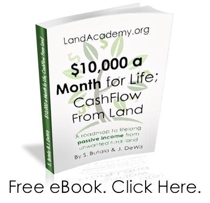 Land Academy free e-book