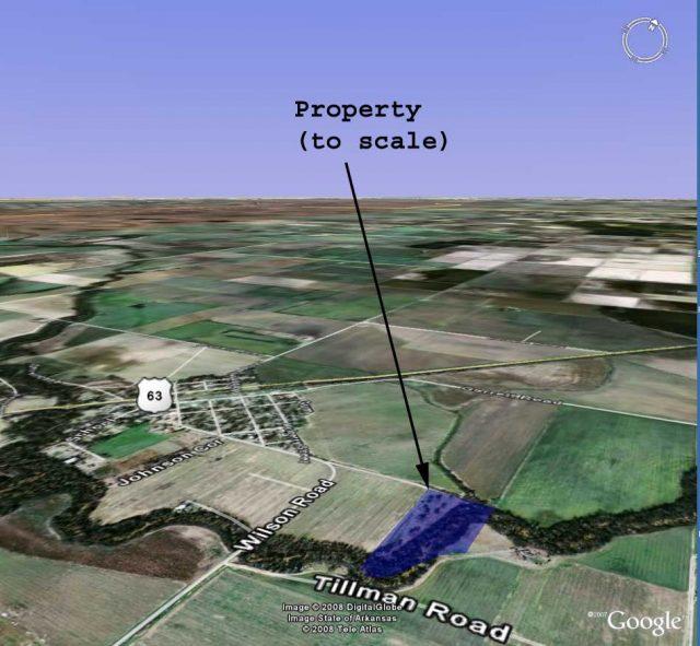 Arkansas Acres for sale