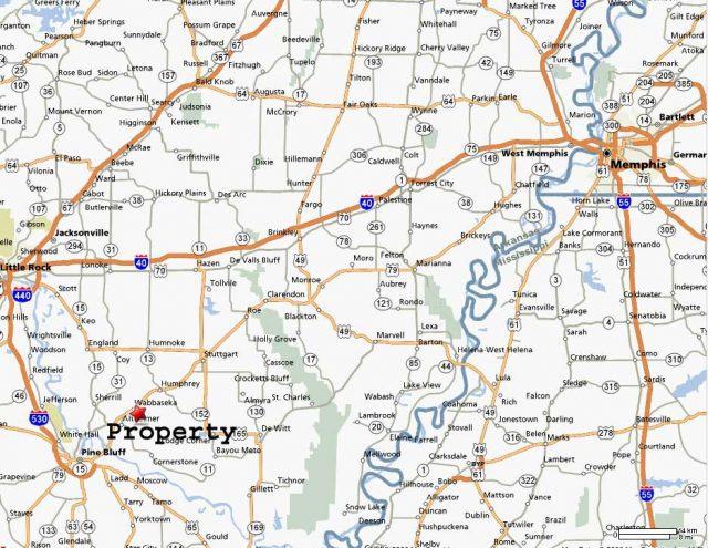 Land in Arkansas for sale