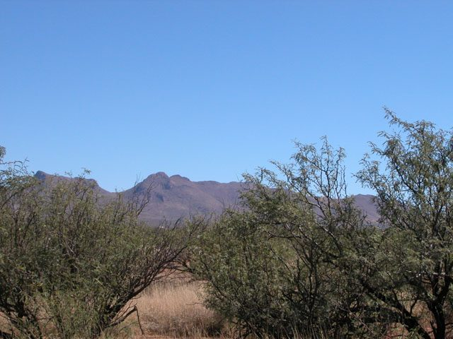 .65 Acre Arizona Parcel near Douglas Golf Club