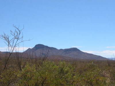 .25 Acre Arizona Parcel near Douglas Arizona Views