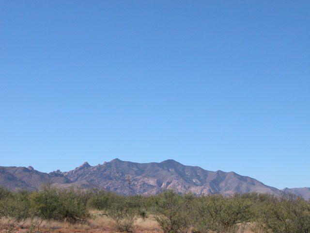 .5 Ac Arizona Parcel with Good Access Near Douglas