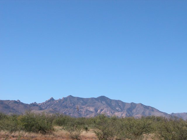 .15 Acre Southern Arizona Parcel near Sonora Mexico