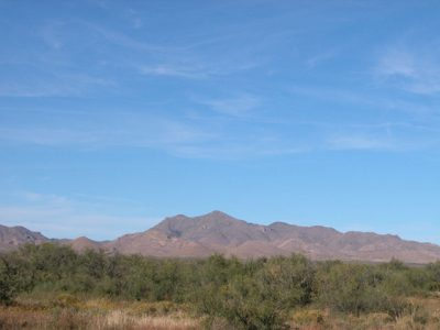 2.5 Acre Arizona Parcel near the Chiricahua Mountains
