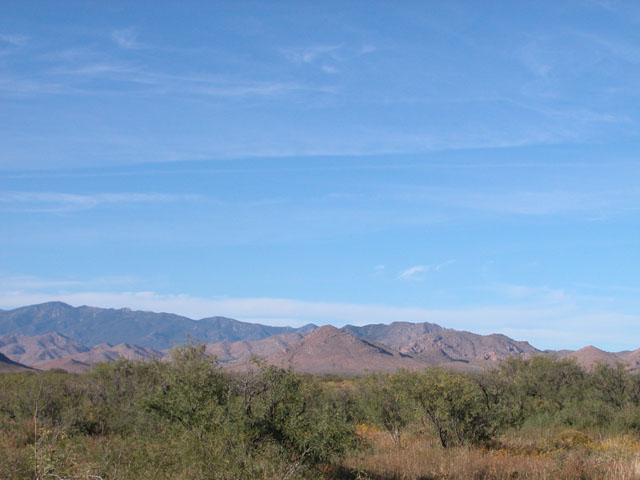 4.68 Ac of Prime Land in AZ. Not far from Tucson