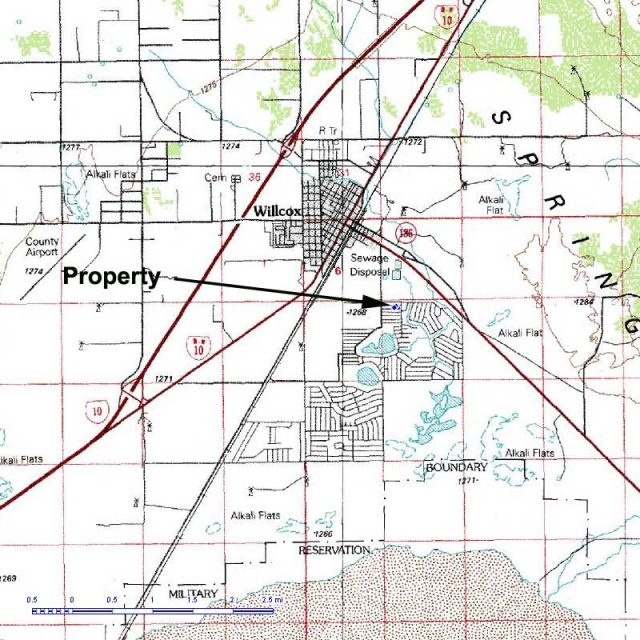 Cheap land for sale in Arizona