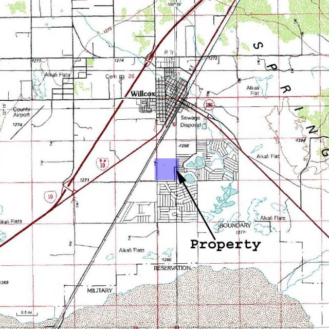 Cheap land for sale in AZ
