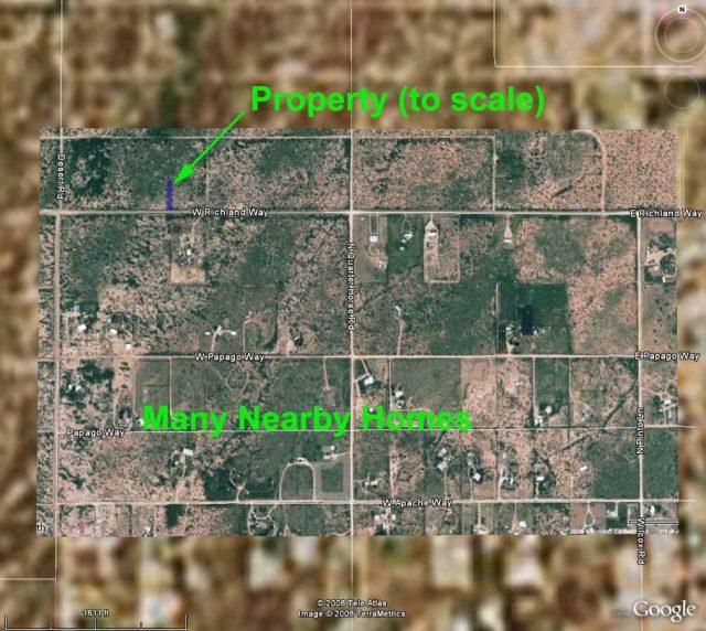 AZ Rural land for sale