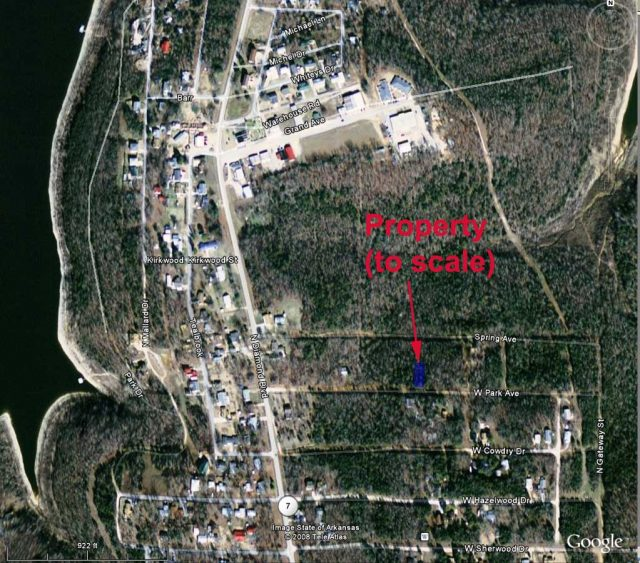 AR Rural land for sale