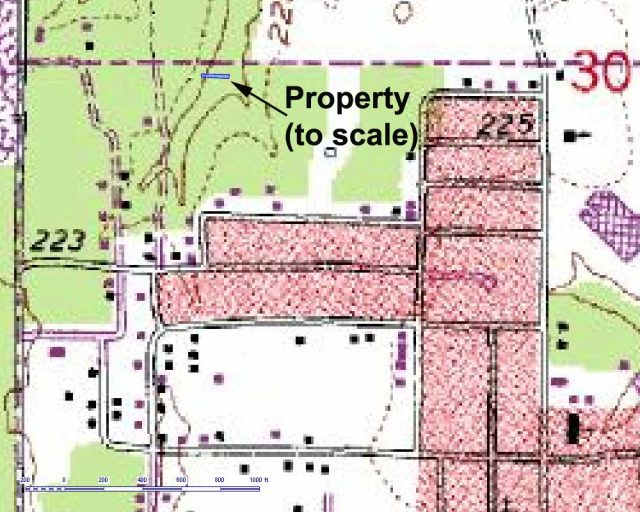 How to buy land in Jefferson County Arkansas