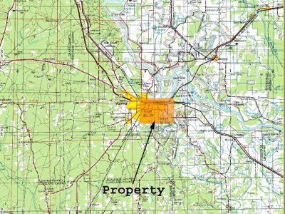 Cheap land for sale in AR