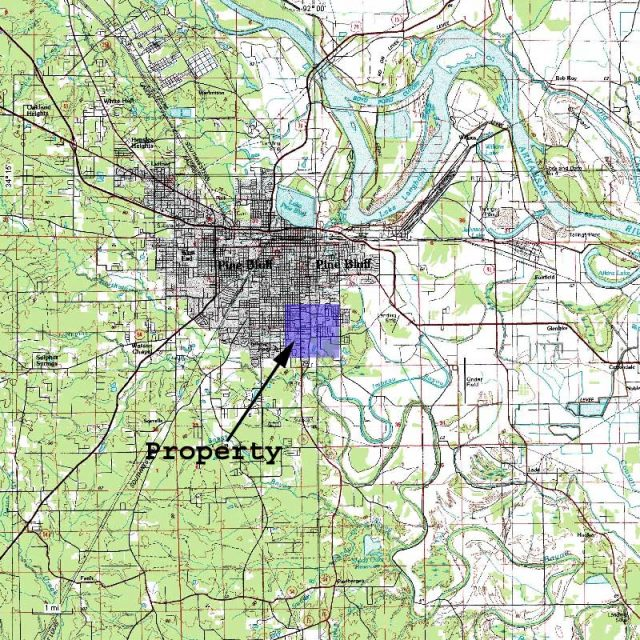 Cheap land for sale in Arkansas