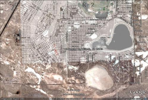Acreage in Cochise County AZ for sale
